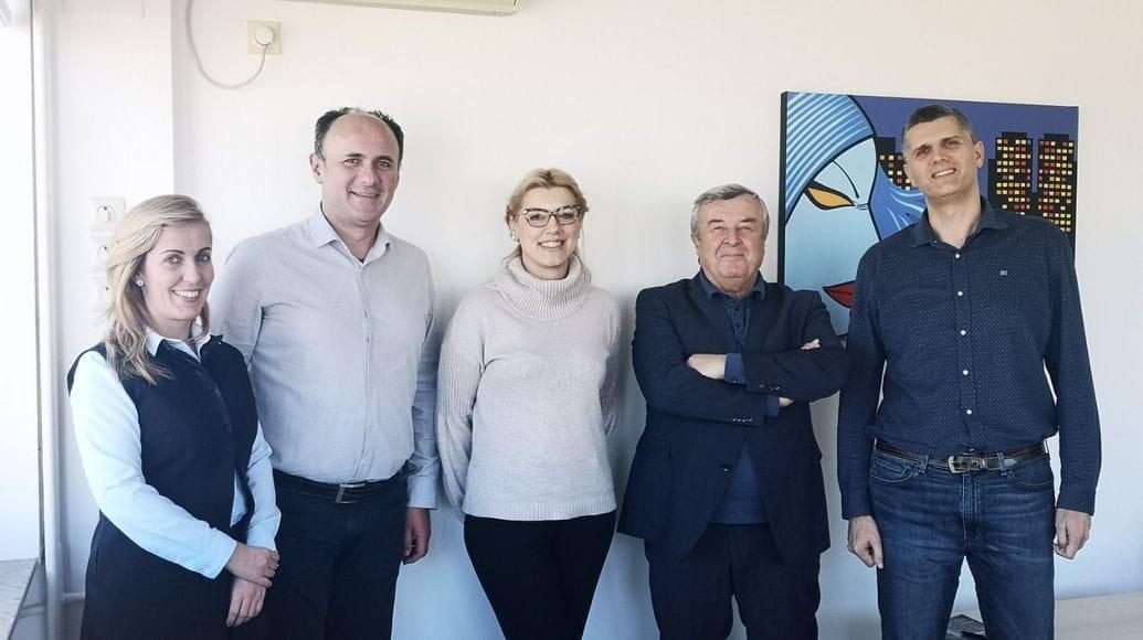 Održan sastanak projektnog tima u Novom Sadu